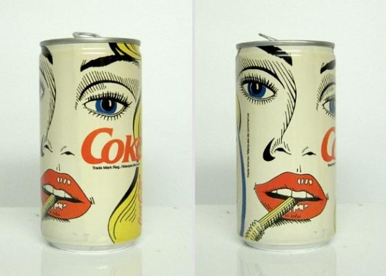 coca-vintage-design