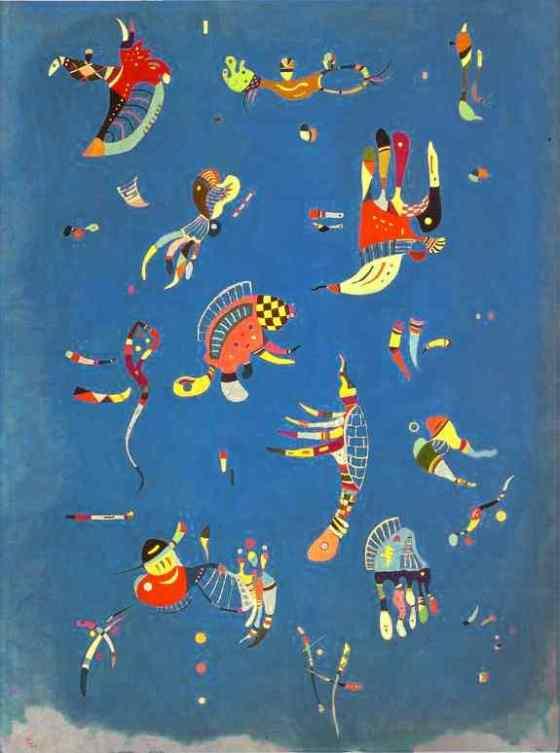 Bleu de ciel, 1940