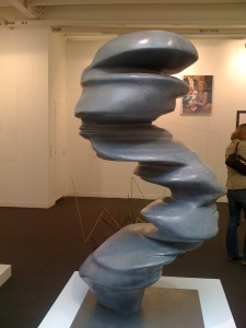 Sculpture de Tony Cragg