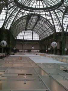 La nef du Grand Palais
