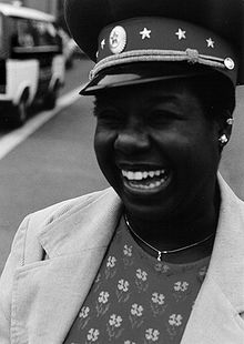 Randy Crawford by Stuart Mentiply