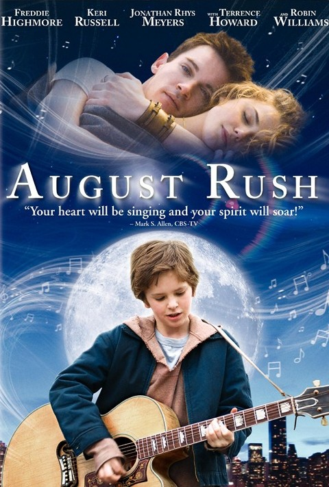 August Rush affiche