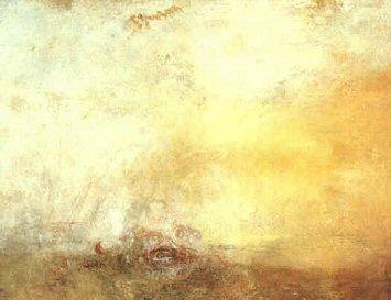 Lever de Soleil et monstres marins (1845), Tate Gallery.