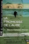 La promesse de l'Aube : brillante adaptation du roman de Romain Gary auxMathurins