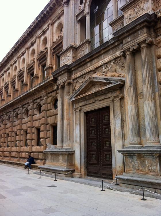Palis de Charles-Quint à l'Alhambra
