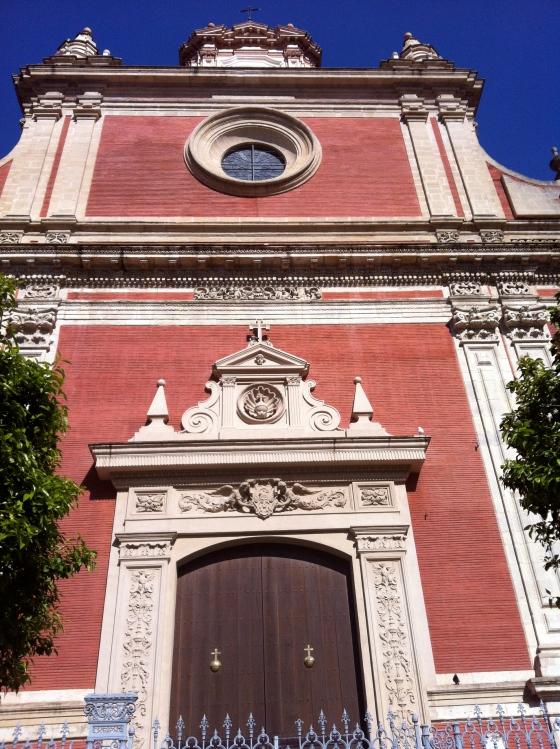 L'Iglesia del Salvador sur la Plaza del Salvador à Séville