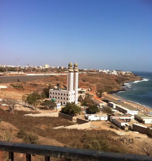 La Mosquée de Dakar
