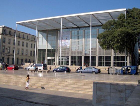 Carré d'Art - Musée d'art contemporain de Nîmes