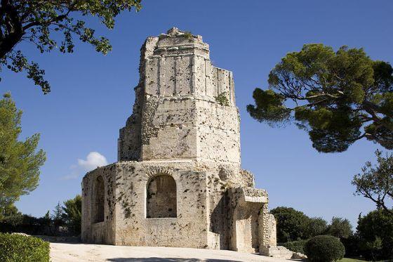 La Tour Magne, Nîmes