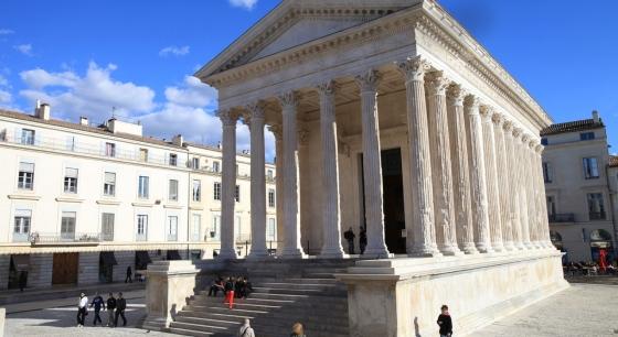 La Maison Carrée, Nîmes
