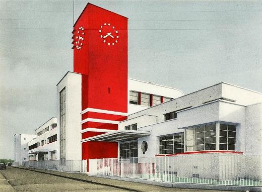 © Encyclopédie de l'architecture, éditions Albert Morancé, Paris