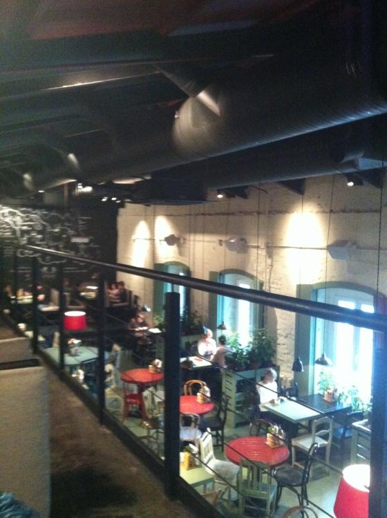 Restaurant/Café Géorgien, Moscou