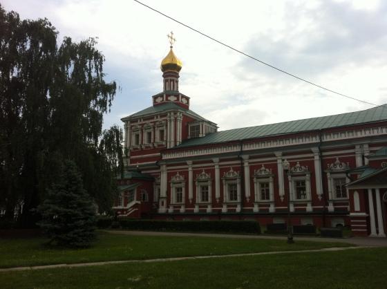 Monastère/couvent de Novodievichi