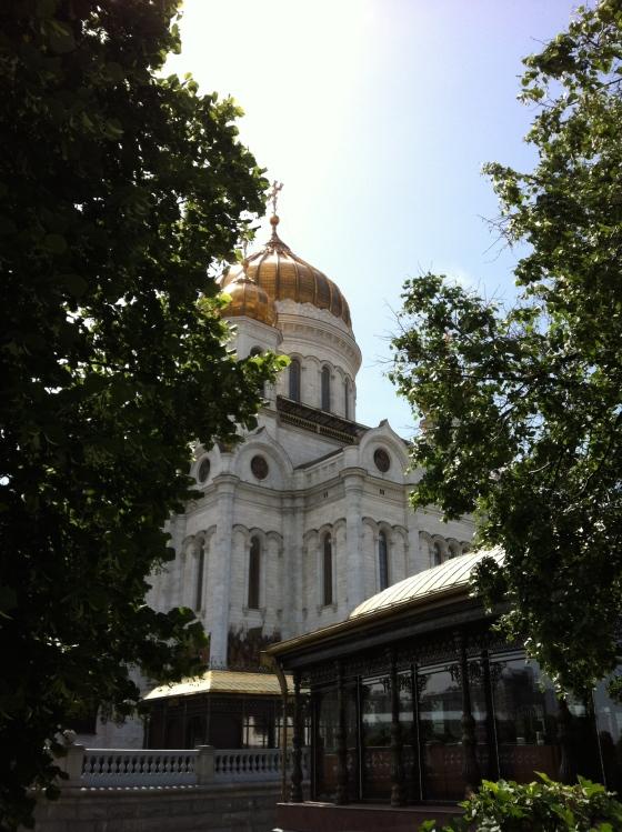 Cathédrale Saint-Sauveur, Moscou