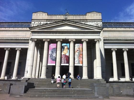 Musée Pouchkine, Moscou