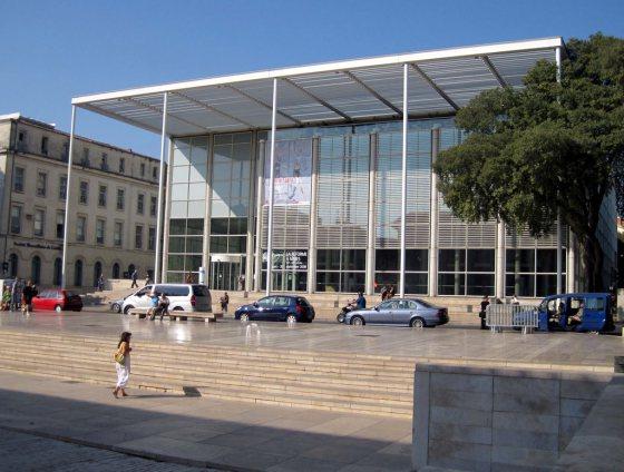 Carré d'Art-Nîmes