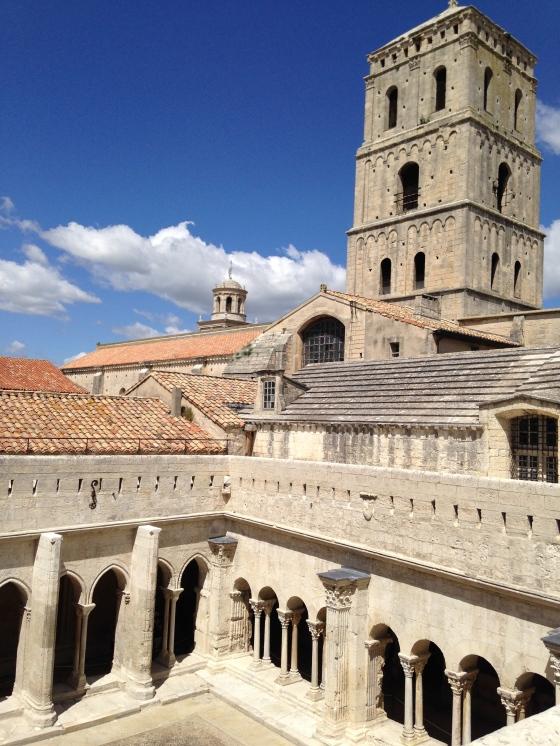 Cloître Saint-Trophime à Arles