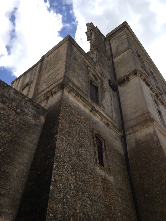 Abbaye bénédictine Saint-Pierre de Montmajour