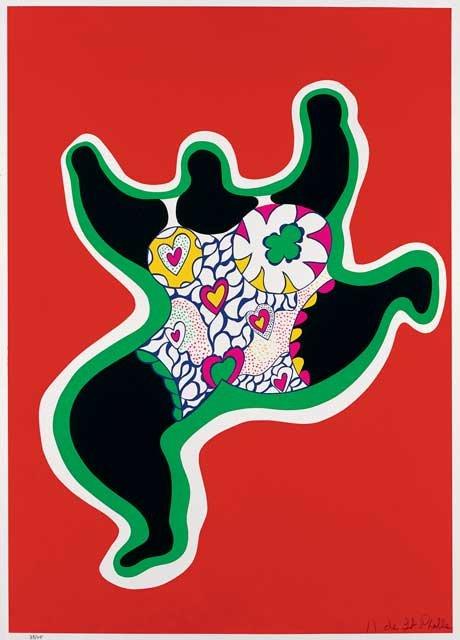 Nana de Niki de Saint-Phalle